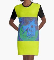 clara boy ant Graphic T-Shirt Dress