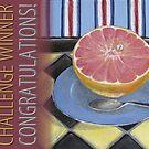 Classic Artistic Still Life Group: Winner Banner by Shani Sohn