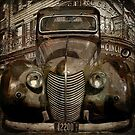 Vintage New York Automobile by mindydidit