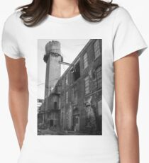Old Timer Womens Fitted T-Shirt