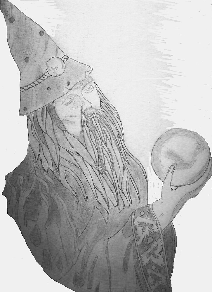 The Wizard by sheena2015