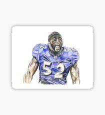Ray Lewis Sticker