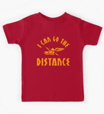 I Can Go The Distance Kids Tee