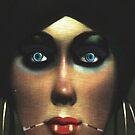 Cyber Art Face. by Grant Wilson