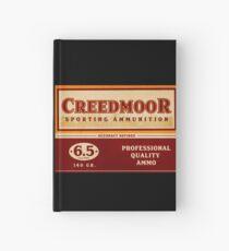 Creedmoor Sporting Ammunition | Vintage Poster Hardcover Journal