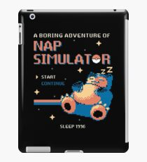 Boring Game iPad Case/Skin