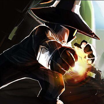 Dark Vivi Power by FantasyLight