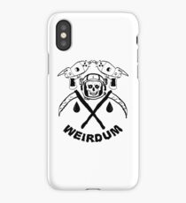 Only Death Can Hear You Scream in Space iPhone Case/Skin