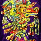 Old Gods V by Alejandro Silveira