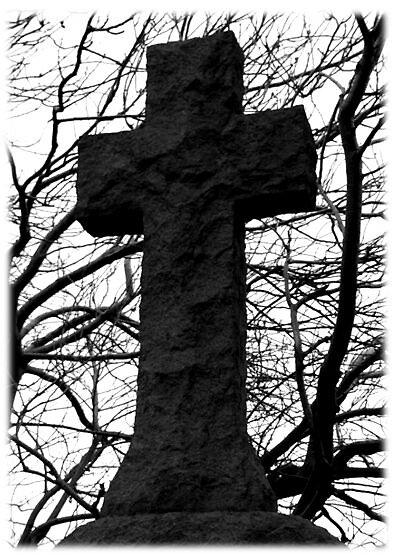 Stone Cross ... eternity in stone !!! by SNAPPYDAVE