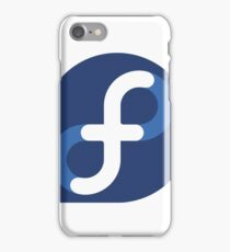 Fedora Linux iPhone Case/Skin