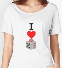 Fidget Women's Relaxed Fit T-Shirt