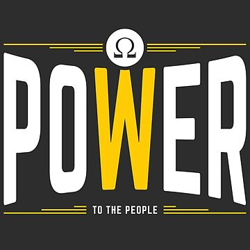 Power to the People - Ohm Law - vape by 60nine