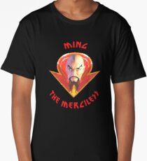 Ming the Merciless - Solo Red Variant  Long T-Shirt