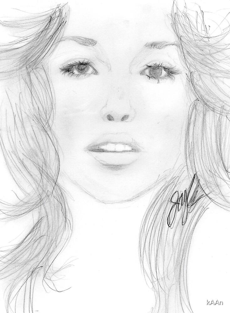 Alicia Keys by kAAn