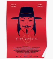 V for Vendetta film Poster