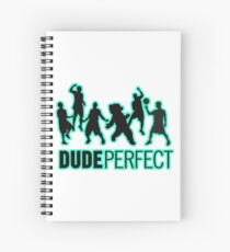 Dude Perfect Spiral Notebook