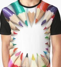 colorfull Graphic T-Shirt