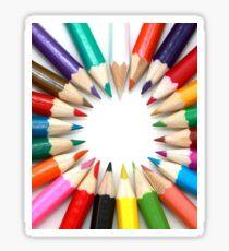 colorfull Sticker