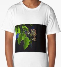 Backlit Buds Long T-Shirt