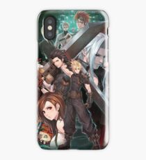Crisis Core iPhone Case/Skin