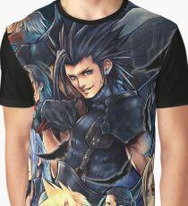 Zack Team Graphic T-Shirt