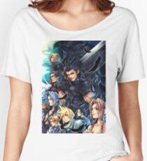 Zack Team Women's Relaxed Fit T-Shirt