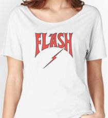 Flash Gordon - Razor Edge Logo Women's Relaxed Fit T-Shirt