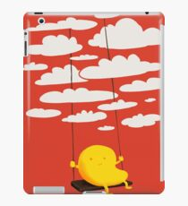 Playful little sunshine iPad Case/Skin
