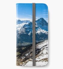 Grindelwald First Panorama iPhone Wallet