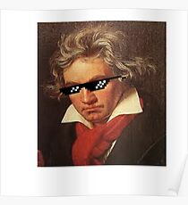 Thug Beethoven Poster