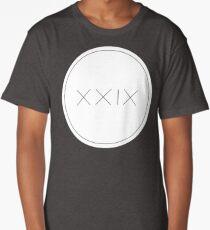XXIX - White edition Long T-Shirt