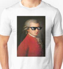 Thug Mozart Unisex T-Shirt