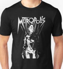 Metropolis Fritz Lang Unisex T-Shirt