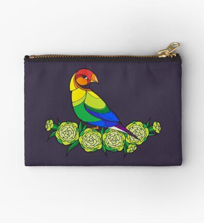 Pride Birds - LGBT Zipper Pouch