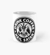 Drink Coffee Hail Satan Mug