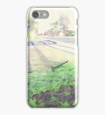 Evening Streetscape iPhone Case/Skin