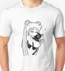 Sailor Moon Usagi Luna T-Shirt