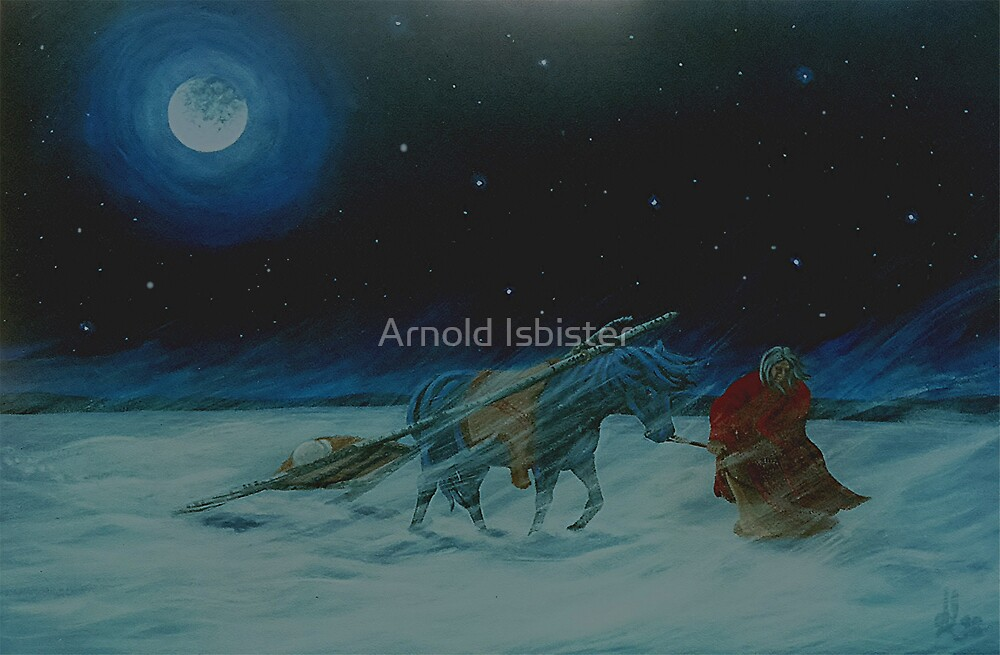 Going Home by Arnold Isbister