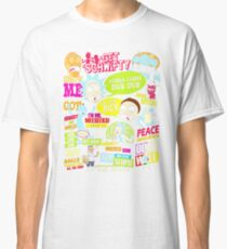Rick Morty  Classic T-Shirt