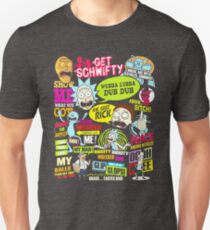 Rick Morty  Unisex T-Shirt