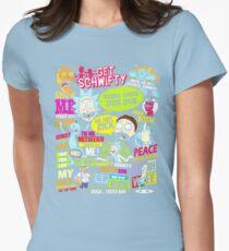 Rick Morty  T-Shirt