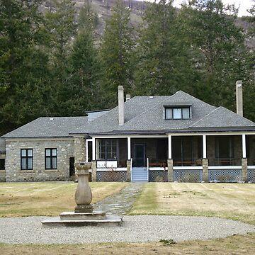 Fintry Estates Manor House by rebelpony
