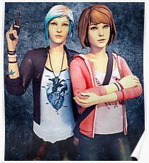 Max & Chloe - Life is Strange Poster