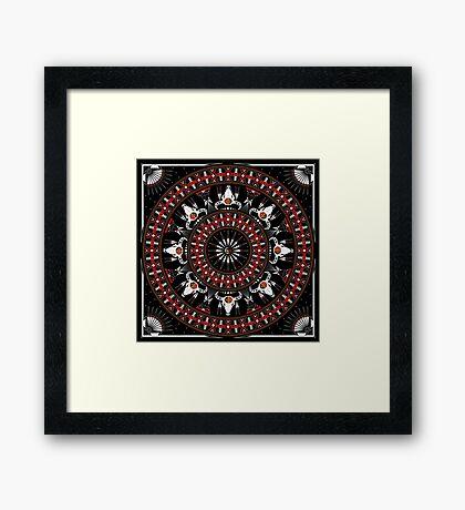 Buffalo Spirit  Framed Print