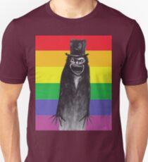 Gay Pride Babadook Unisex T-Shirt