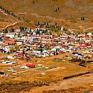 """""""Silverton Colorado"""" by David Lee Thompson"""