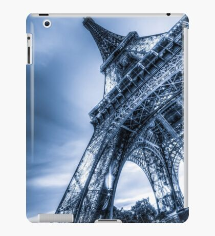 Eiffel Tower 4 iPad Case/Skin