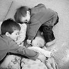 3 boys in love by missmunchy
