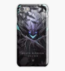 Death Blossom Kha'Zix - League of Legends  iPhone Case/Skin